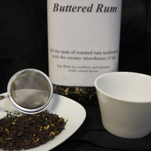 lifethyme botanicals buttered rum tea