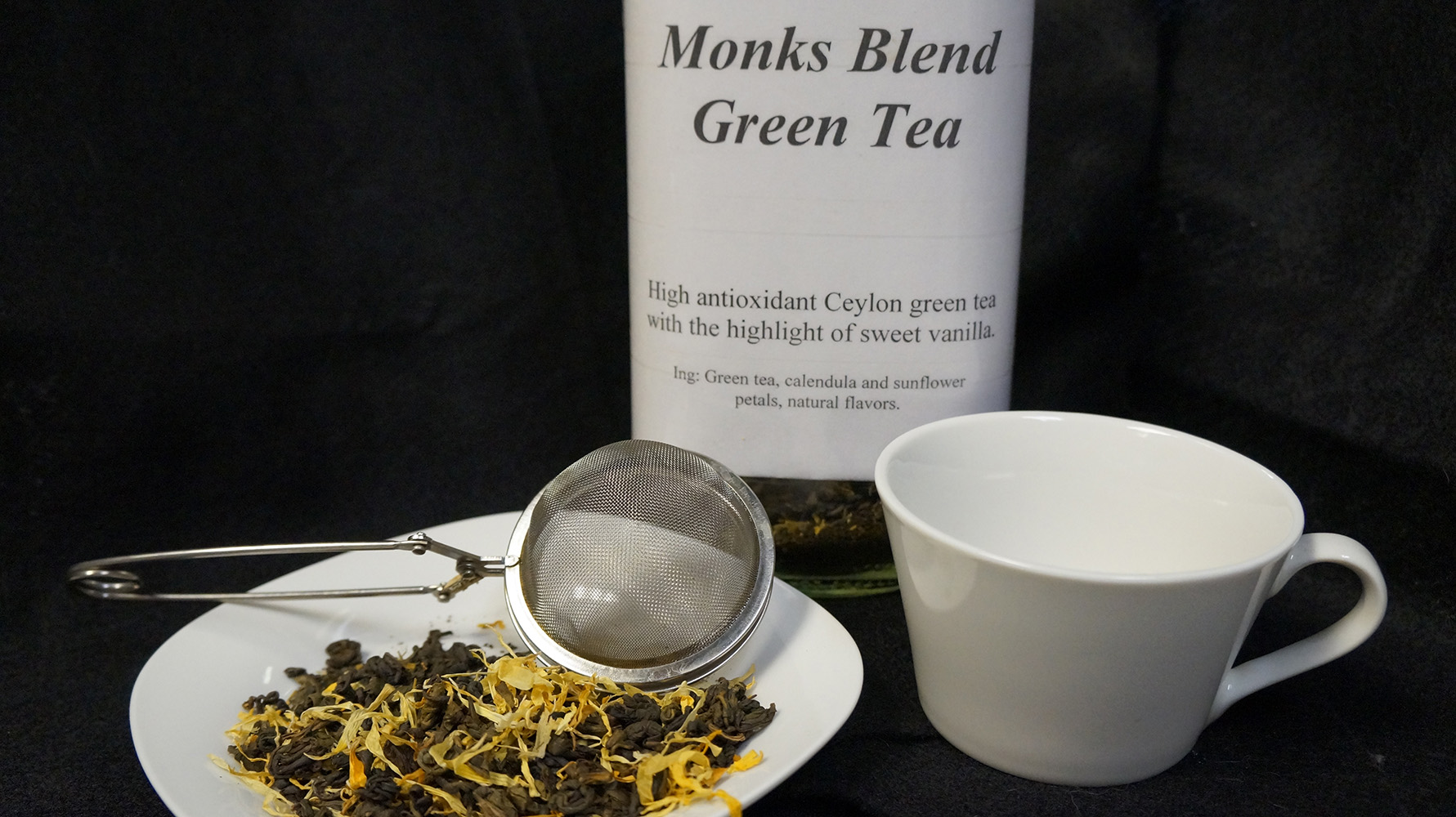 lifethyme botanicals monks blend tea