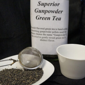 lifethyme botanicals superior gunpowder tea