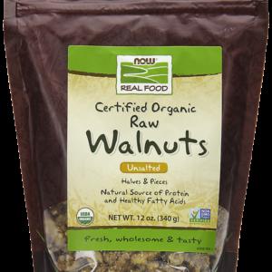 Walnuts, Raw 12 oz bag