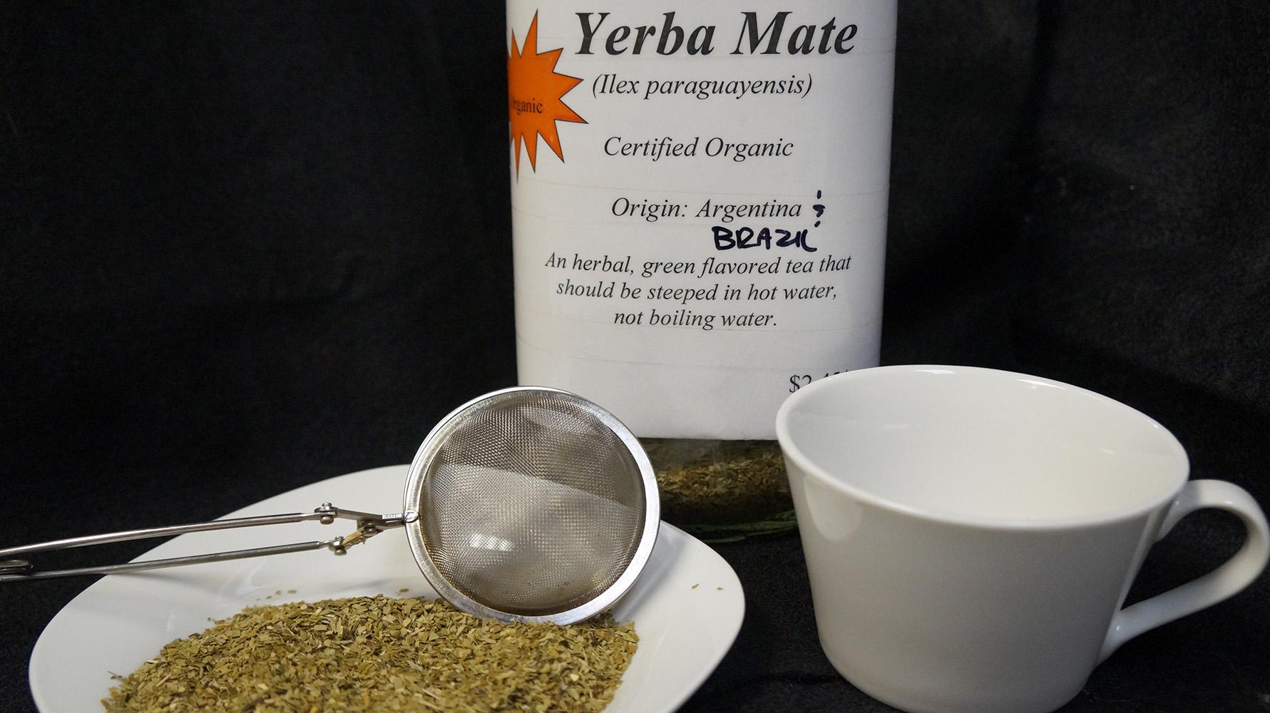 lifethyme botanicals yerba mate