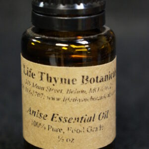 lifethyme botanicals anise essential oil