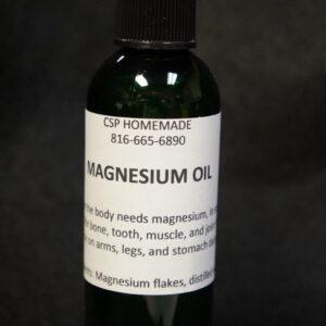 life thyme botanicals magnesium oil spray